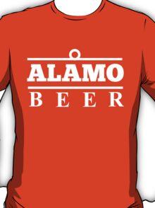 Alamo Beer Shirt T-Shirt