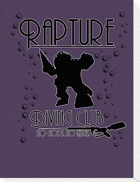 Rapture Diving Club by atlasspecter