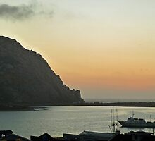 Morro Bay Sunset by 2HivelysArt
