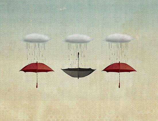 the black umbrella by vinpez