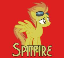 Spitfire T-shirt by broniesunite