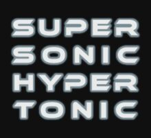 SNSD - Supersonic Hypertonic by FanDomination
