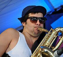 The Crusty Suitcase Band, Jazz & Blues 2012 by muz2142