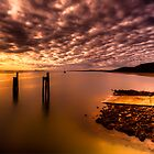 Boat Ramp.. by Tracie Louise