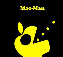 Mac-Man. by PerkyBeans