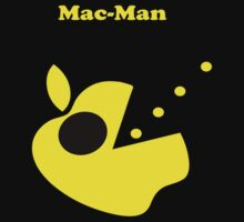 Mac-Man by PerkyBeans