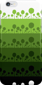 Green palette *The green calendar cover edition by yanmos