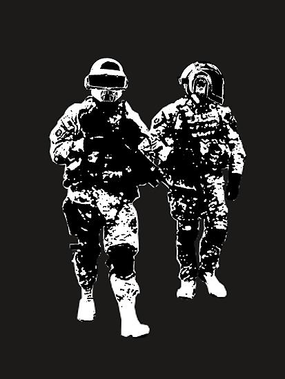 Daft Platoon by mber