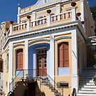 Symi Nautical Museum by Tom Gomez