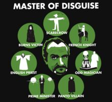 Master of Disguise by Tim Foley
