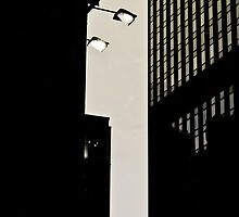 Between the Buildings by RICHARD CLINE
