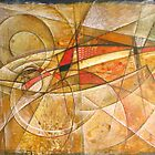 Golden-Yellow Fish (Arrow). 2005 by Yuri Yudaev