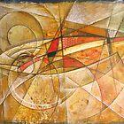 Golden-Yellow Fish (Arrow). 2005 by Yuri Yudaev