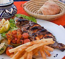 Morocco. Essaouira. Lunch. by vadim19