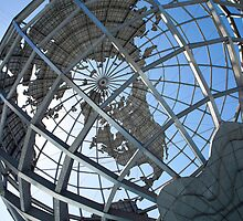 Underneath the Unisphere by Mark Van Scyoc
