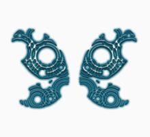 Cybernetic wings by Pyranda