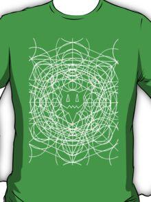 Crop circles (white) T-Shirt