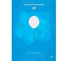 No134 My UP minimal movie poster Photographic Print