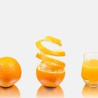 Orange Juice by Gert Lavsen