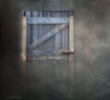 Stable door by Jan Pudney