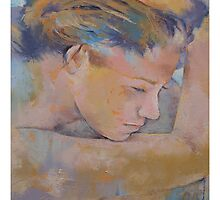 Clouds by Michael Creese