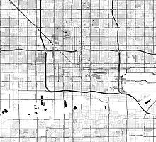 Phoenix OpenStreetMap Poster by Traut1
