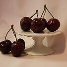 Black Cherries by AnnDixon