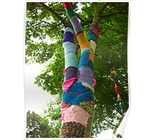 Tree Cozy by MillyanaTrees Poster