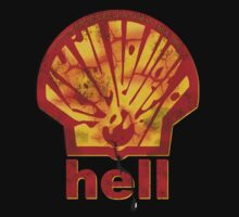 Hell by blackiguana