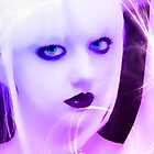 Violet Woman by LuckyJoe