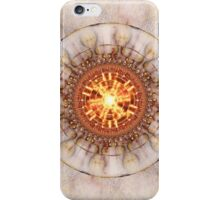 Aztec Medailon iPhone Case/Skin