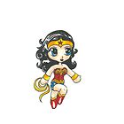 Wonder Woman by tonito21