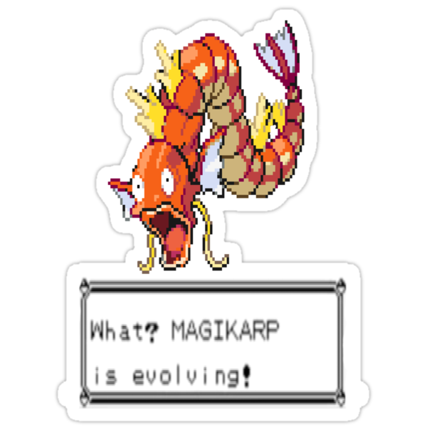 Magikarp Why? by riddlerdixon