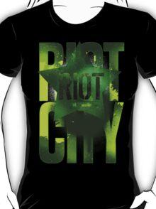 Riot City Rebel Star  T-Shirt