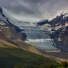 Athabasca Glacier by JamesA1