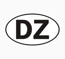 DZ - Oval Identity Sign by Ovals