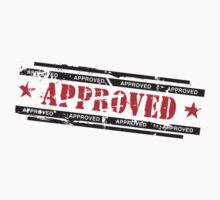 Approved stamp Kids Clothes