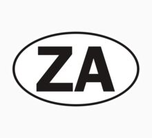 ZA - Oval Identity Sign by Ovals