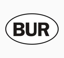 BUR - Oval Identity Sign by Ovals
