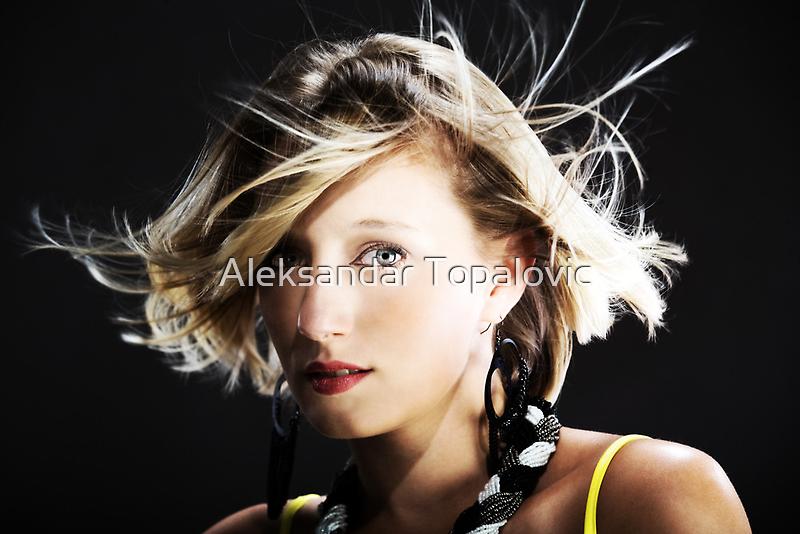 Andrea by Aleksandar Topalovic