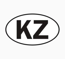 KZ - Oval Identity Sign by Ovals