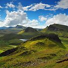 The Quiraing by S T