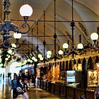 chandeliers in krakow by smithj7