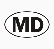 MD - Oval Identity Sign by Ovals