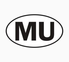 MU - Oval Identity Sign by Ovals