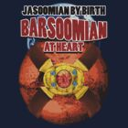 Jasoomian By Birth, Barsoomian At Heart by khamarupa