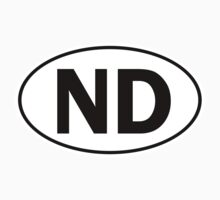 ND - Oval Identity Sign by Ovals