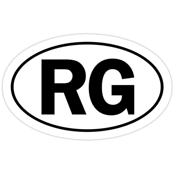 RG - Oval Identity Sign by Ovals