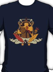Bear & Bird Crest T-Shirt