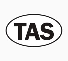 TAS - Oval Identity Sign by Ovals